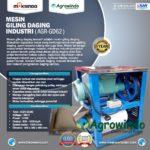 Giling Daging Industri (AGR-GD62) di Bali