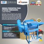 Jual Mesin Perontok Padi (power thresher) di Bali