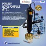 Jual Penutup Botol Portable (BT31) di Bali