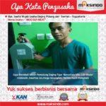 Jual Bonesaw Pemotong Daging Beku (MKS-BSW120) di Bali