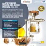 Jual Alat Pemeras Minyak Biji-Bijian Manual di Bali