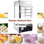 Jual Mesin Display Steamer Bakpao – MKS-DW38 di Bali