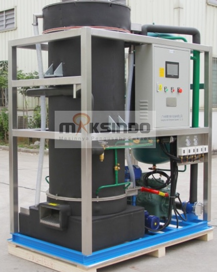Jual Mesin Es Tube Industri 1 Ton (ETI-01) di Bali