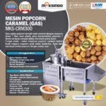 Jual Mesin Popcorn Caramel (Gas) – MKS-CRM300 di Bali