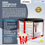 Jual Mesin Popcorn Plus Display (POP33) di Bali