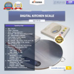 Jual Digital Kitchen Scale (CH-311) di Bali