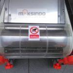 Jual Mesin Cetak Mie MKS-220SS (Roll Stainless) di Bali