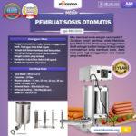 Jual Mesin Pembuat Sosis Otomatis (MKS-ELV10) di Bali