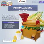 Jual Mesin Pemipil Jagung PPL-1000 di Bali