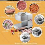 Jual Mesin Pengiris Daging Segar (MSL95) di Bali