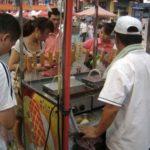Jual Mesin Stick Waffle (hot dog wafel) di Bali