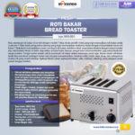 Jual Mesin Bread Toaster (Roti Bakar-D04) di Bali