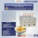 Jual Mesin Pemasak Mie 6 Lubang (Gas, MKS-PC6) di Bali