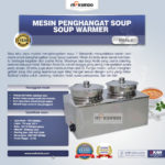 Jual Mesin Penghangat Soup (BMBL2) di Bali