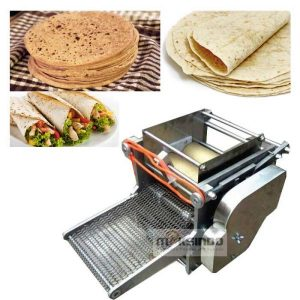 Jual Mesin Roti Tortilla/Pita/Chapati – TRT50 di Bali