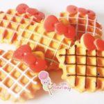 Jual Mesin Waffle Bentuk Hello Kitty (Kitty2) di Bali