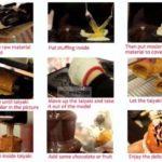 Jual Mesin Gas Waffle Taiyaki Open Mouth (GTYK31) di Bali