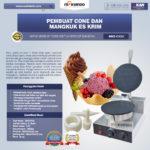 Jual Pembuat Cone dan Mangkuk Es Krim (CIC21) di Bali