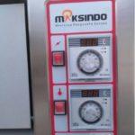 Jual Mesin Oven Roti Gas 2 Rak 4 Loyang (GO24) di Bali