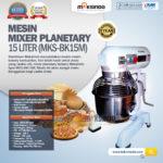 Jual Mixer Planetary 15 Liter New High Quality (MKS-BK15M) di Bali