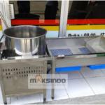 Jual Mesin Popcorn Industrial Caramel (Gas) – CRM800 di Bali