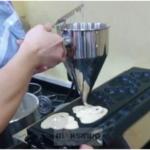 Jual Cake Dispenser Stainless (DPC02) di Bali