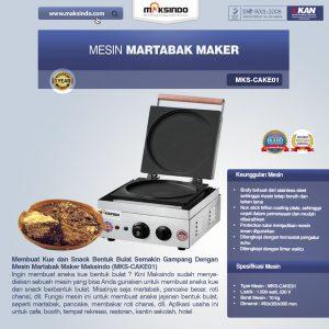 Jual Mesin Martabak Maker (CAKE01) di Bali