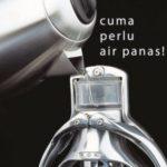 Jual Pembuat Kopi Manual Rok Presso di Bali