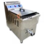 Jual Mesin Gas Fryer 17 Liter (MKS-181) di Bali