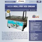 Jual Mesin Roll Fry Ice Cream RIC36x2 di Bali