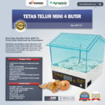 Jual Tetas Telur Mini 4 Butir (AGR-TT4) di Bali