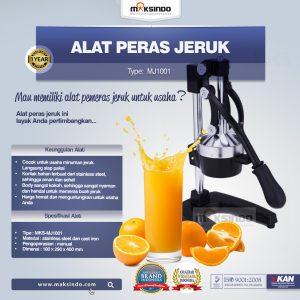Jual Alat Pemeras Jeruk Manual (MJ1001) di Bali