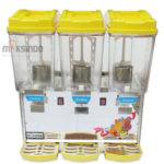 Jual Mesin Juice Dispenser 3 Tabung (17 Liter)-ADK-17×3 di Bali