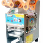 Jual Mesin Cup Sealer Full Otomatis (CPS-11A) di Bali