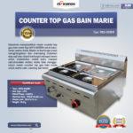 Jual Counter Top Gas Bain Marie MKS-605BM di Bali
