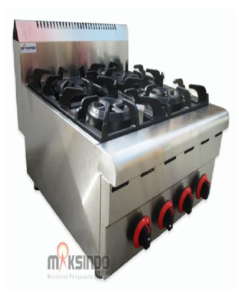 Jual Counter Top 4-Burner Gas Range Bali