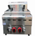 Jual Counter Top 2-Tank 2-Basket Gas Fryer di Bali