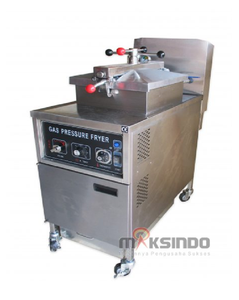 Jual Gas Pressure Fryer MKS-MD25 di Bali