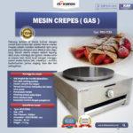 Jual Mesin Crepes (Gas) Harga Hemat di Bali