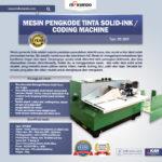 Jual Coding Machine MY-380F di Bali