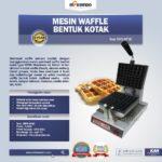 Jual Mesin Waffle Bentuk Kotak (WF-60) di Bali