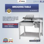 Jual Breading Table MKS-BRT100 di Bali