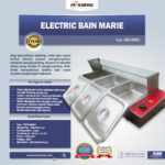 Jual Electric Bain Marie (Penghangat Makanan) MKS-BMR3 di Bali
