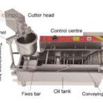 Jual Mesin Penggoreng Donat Otomatis MKS-DNT99 di Bali