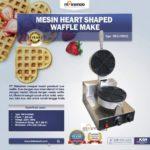 Jual Mesin Heart Shaped Waffle Maker (MKS-HSW01) di Bali