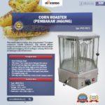 Jual Corn Roaster (Pembakar Jagung) MKS-ROC1 di Bali