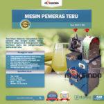 Jual Mesin Pemeras Tebu Listrik MKS-G300 di Bali
