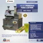 Jual Mesin Pemeras Tebu Listrik (MKS-TB300) di Bali