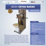 Jual Mesin Cetak Bakso MKS-MFC280 di Bali