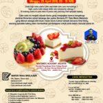 Training Usaha Aneka Cake, Minggu 6 Mei 2018